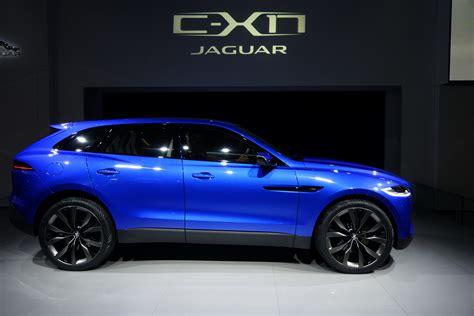 jaguar f pace suv will debut at the frankfurt motor show