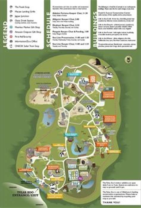 fort worth zoo map fort worth maps pinterest fort