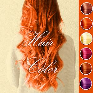 hair coloring app hair color changer real apk for blackberry