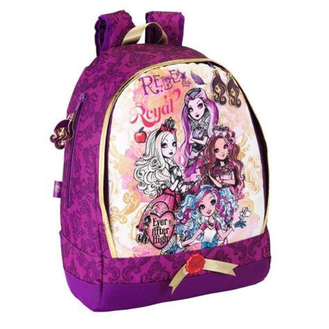 imagenes de utiles escolares de ever after high mochila escolar ever after high royal rebel adpt 225 vel a
