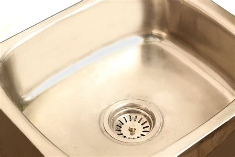 how to clean stainless sink how to clean a stained stainless steel sink and it