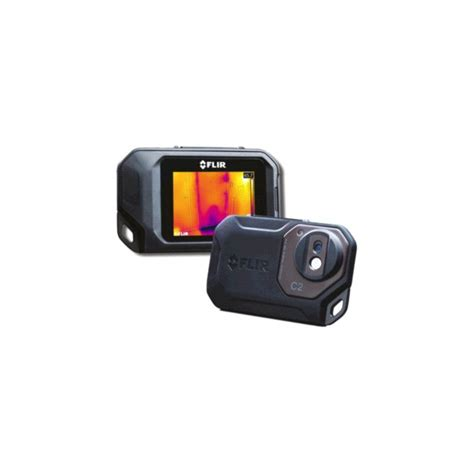 flir c2 flirc2 pocket sized digital infrared thermal with msx image thermography