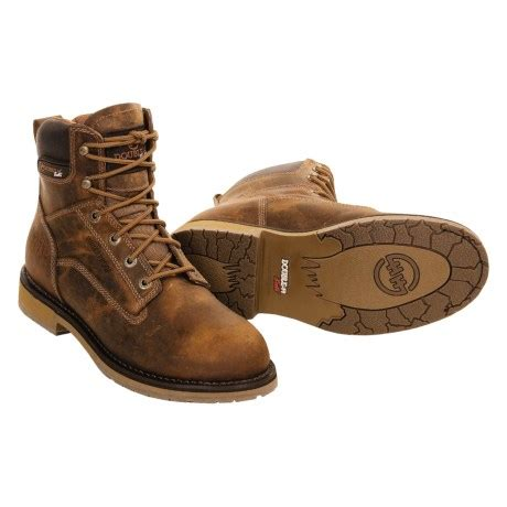 comfortable work boots mens comfortable work boots review of double h leather work