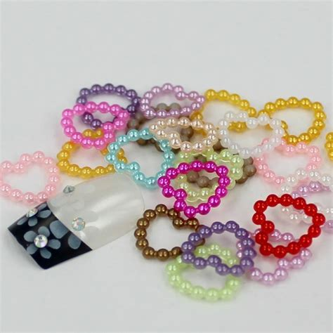 Ivory Color Shape Pearl For Nail Or Craft 1000pcs 11mm many colors shape flatback pearls half pearls for nail cellphone