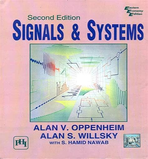Pdf Signals Systems 2nd Alan Oppenheim by Signals And Systems Textbook By Alan V Oppenheim Pdf