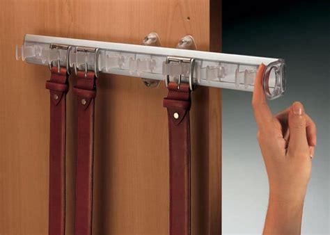 portapantaloni da armadio portacinture estraibile accessori per armadio