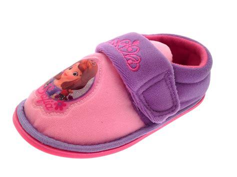 sofia slippers disney princess sofia the slippers slip on