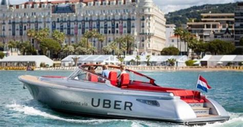 uber boat app uber for boats is finally here and your morning commute