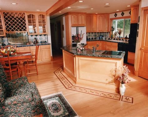 kitchen wood flooring ideas the best interior simple kitchen flooring ideas
