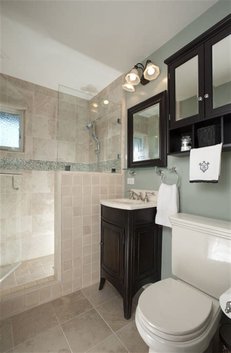 hall bathroom remodel san jose ca traditional