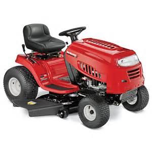 yard machines 42 quot 500cc lawn tractor yard machines 42