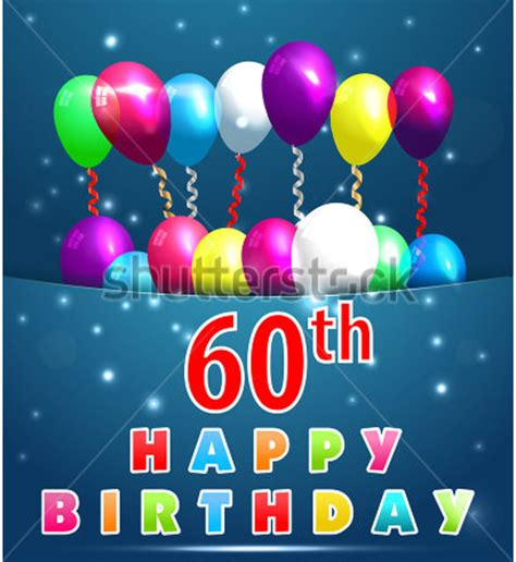 happy 60th birthday card template 60th birthday invitation templates 24 free psd vector