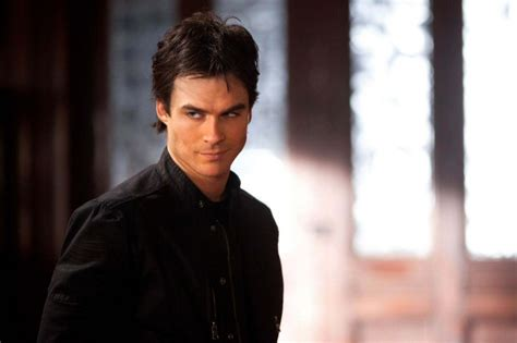 Damon Salvatore Hairstyle by Not Really But I Will Get Use To It