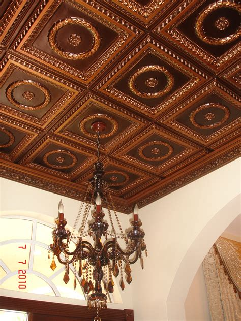 faux tin ceiling projects decorative ceiling tiles inc