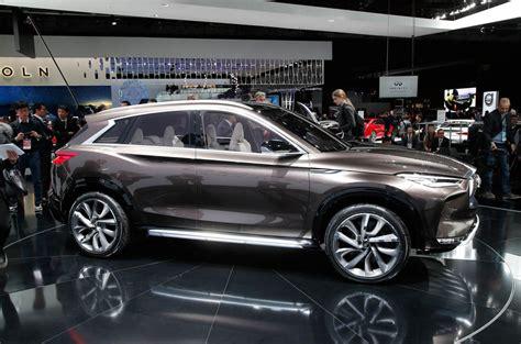 infiniti 2018 qx50 2018 infiniti qx50 to get radical petrol engine autocar