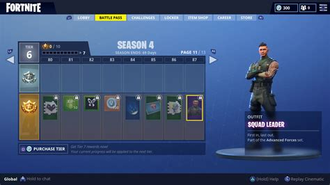 fortnite season 4 fortnite season 4 skins guide all the new fortnite