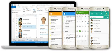 S Calendar Sync With Galaxy S6 How To Sync With Outlook Galaxy Sync Sync