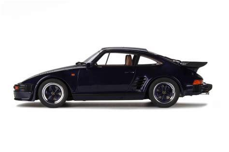 porsche 930 turbo blue gt spirit porsche 911 930 turbo slant nose blue