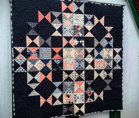 multi faceted charm pack quilt 171 moda bake shop