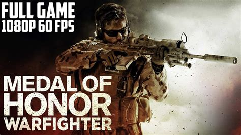 Medal Of Honor Warfighter Pc Version medal of honor warfighter gameplay walkthrough part 1 ending 1080p 60 fps pc