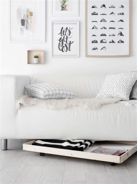 under couch storage ideas challenge yourself with some simple diy storage ideas