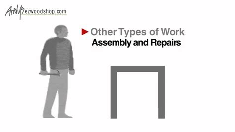 work bench height how to chose your workbench height youtube