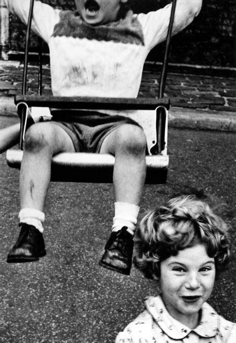 swing story boy swing simpering girl new york 1955