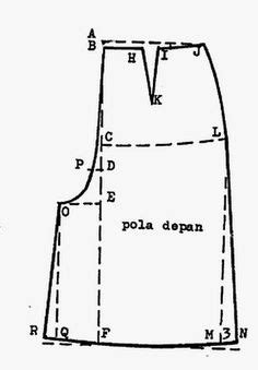 pattern drafting adalah pola jubah lelaki pola pinterest pattern drafting
