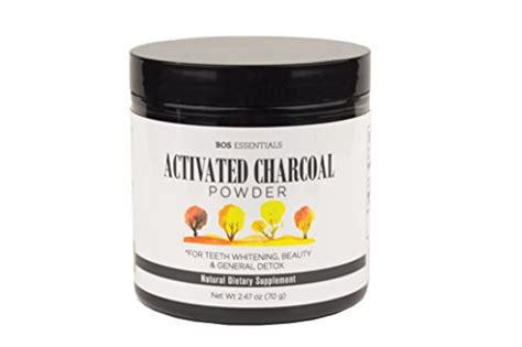 Does Activated Charcoal Detox Through Skin by Ultra Activated Charcoal Powder 100 For