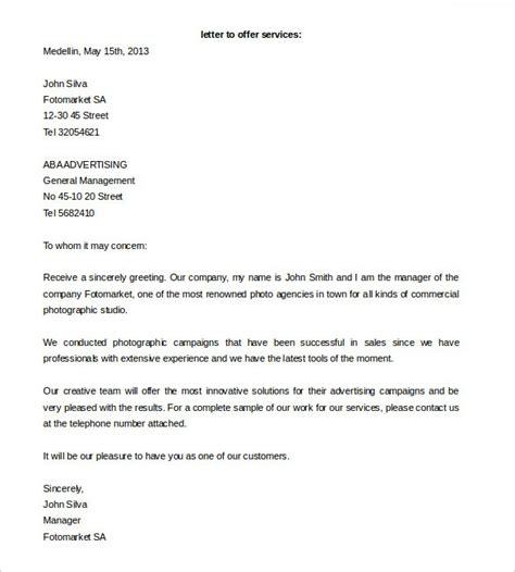 service proposal letter lukex co
