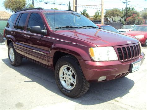 burgundy jeep jeep grand cherokee limited 2000 mitula cars