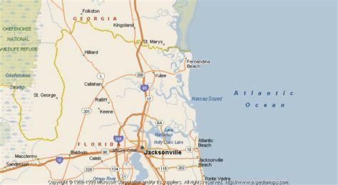 map of fernandina