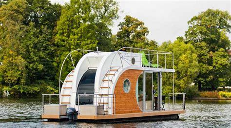Tschibo Tiny Haus Kaufen by F 252 R Freizeitkapit 228 Ne Hausboote Im Angebot Tiny Houses