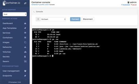 docker tls tutorial portainer open source docker management ui codefresh