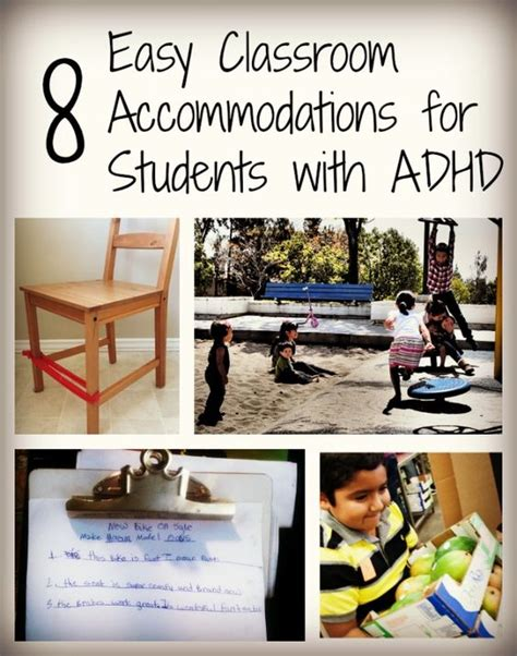 classroom layout for ebd students accommodation for students adhd and classroom on pinterest