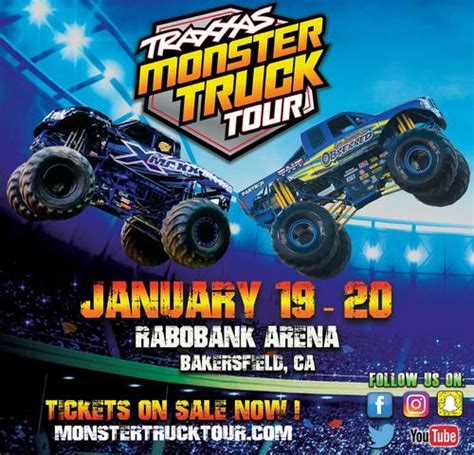 Car Crushing Monster Trucks Roll In Bakersfield Turnto23