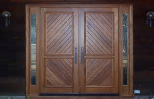Double front doors wooden double front entry doors interior