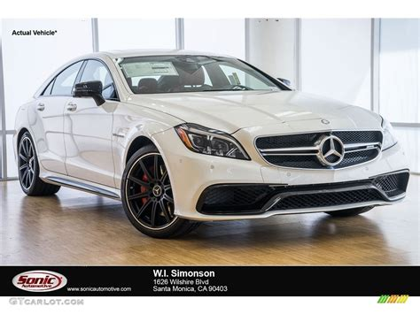 mercedes colors 2016 designo white metallic mercedes cls amg