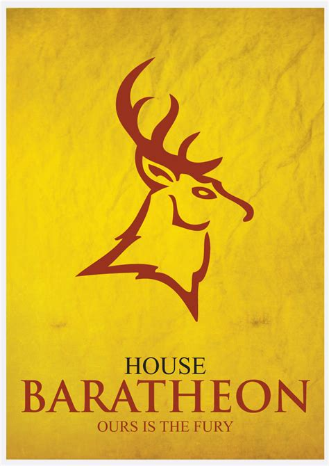 house baratheon house baratheon minimalism by cstm on deviantart