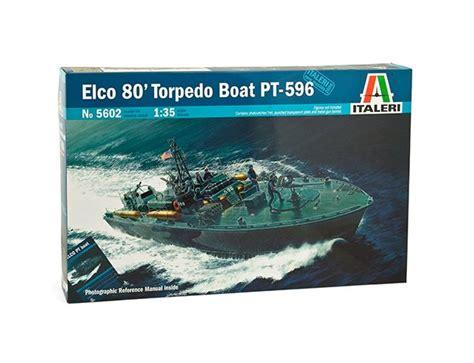 pt boat model kit italeri 1 35 elco mtb pt 109 john f kennedy model kit