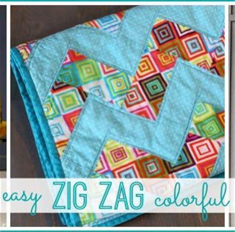 super zig zag quilt pattern sewing tutorials sugar bee crafts
