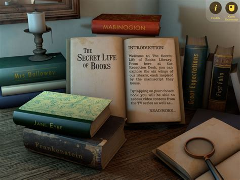 secret lives books the secret of books the app openlearn