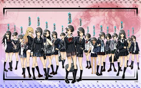 sayonara zetsubou sensei anime sayonara zetsubou sensei wallpaper 43169