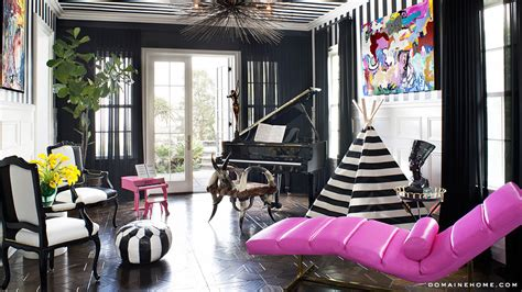 Huge Kourtney Kardashian House Crush The English Room