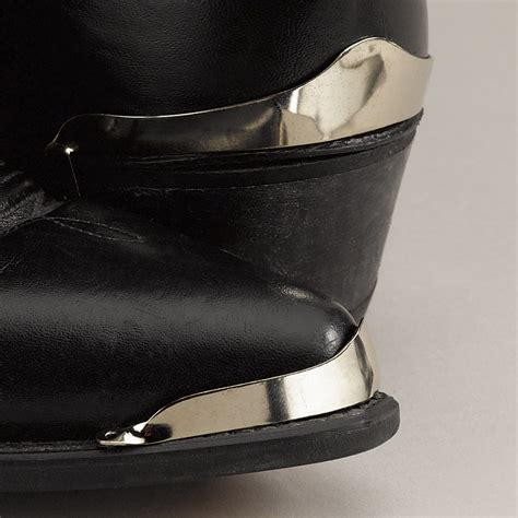 heel guards for shoes wx 08 heel guard plain nickel plated