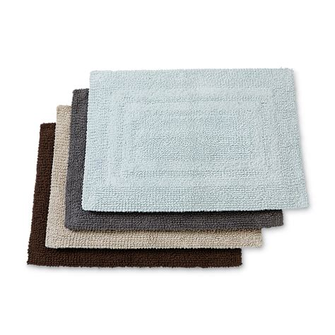 cannon reversible bathroom accent rug 17 x 24 shop
