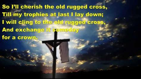 the rugged cross by elvis elvis rugged cross roselawnlutheran