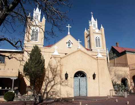 catholic church in albuquerque