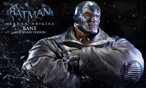 Batman Bane bane mercenary version statue arkham origins prime 1