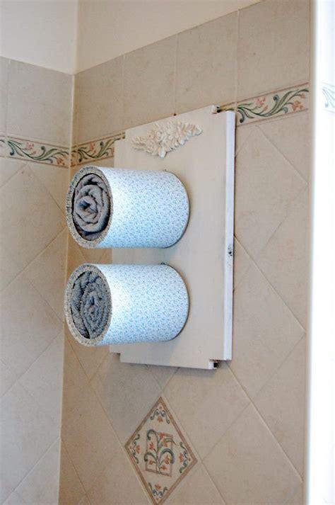 Porta Asciugamani Per Bagno by Oltre 20 Migliori Idee Su Porta Asciugamani Su